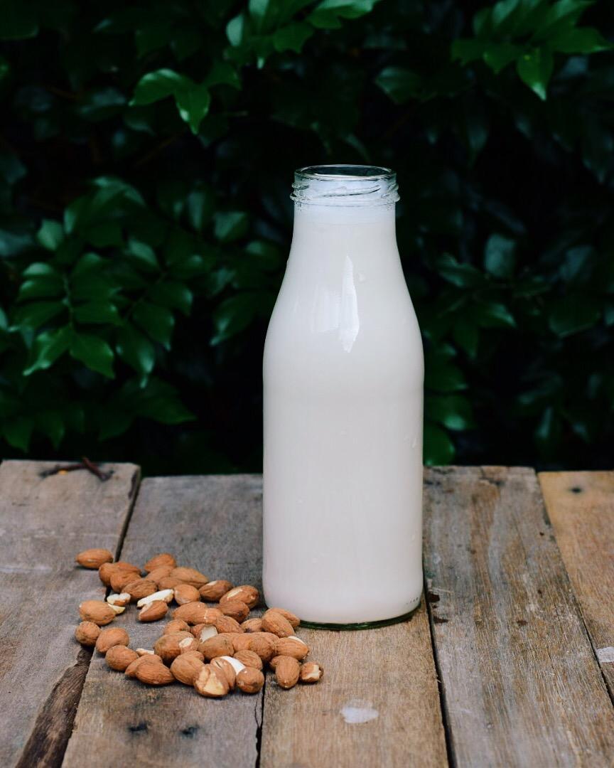 Как сделать растительное молоко в домашних условиях